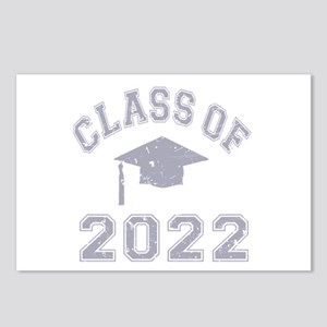 Class Of 2022 Graduation Postcards (Package of 8)
