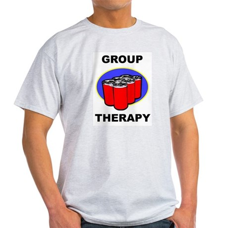 Group Therapy Ash Grey T-Shirt
