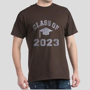 Class Of 2023 Graduation Dark T-Shirt