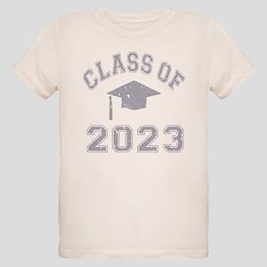 Class Of 2023 Graduation Organic Kids T-Shirt