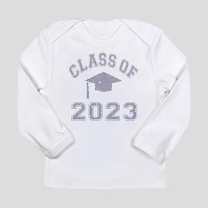 Class Of 2023 Graduation Long Sleeve Infant T-Shir