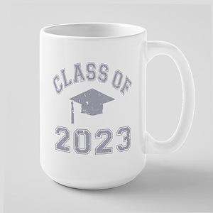 Class Of 2023 Graduation Large Mug