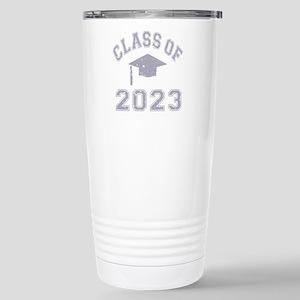 Class Of 2023 Graduation Stainless Steel Travel Mu