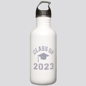 Class Of 2023 Graduation Stainless Water Bottle 1.