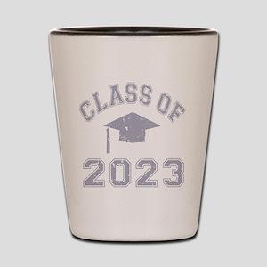 Class Of 2023 Graduation Shot Glass