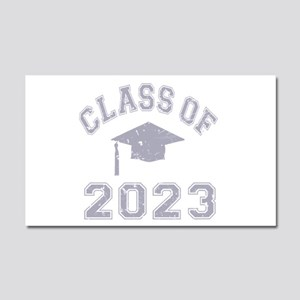 Class Of 2023 Graduation Car Magnet 20 x 12