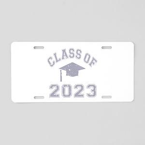Class Of 2023 Graduation Aluminum License Plate