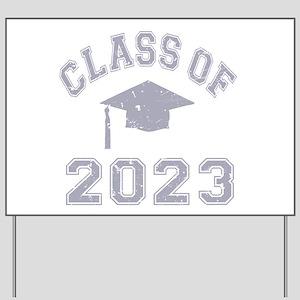 Class Of 2023 Graduation Yard Sign