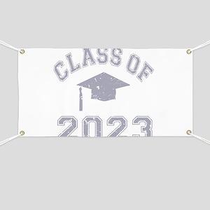 Class Of 2023 Graduation Banner