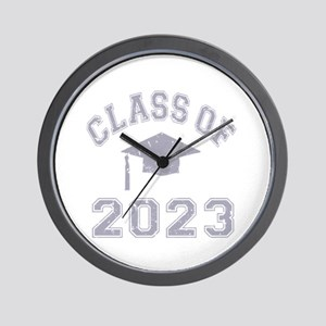 Class Of 2023 Graduation Wall Clock