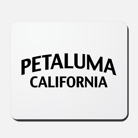 Petaluma California Mousepad