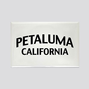 Petaluma California Rectangle Magnet