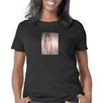 Life Drawing PinUp Girl Women's Classic T-Shirt