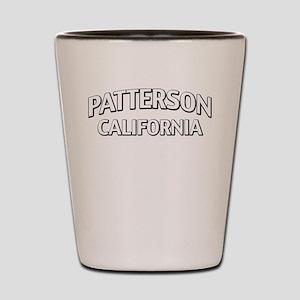 Patterson California Shot Glass