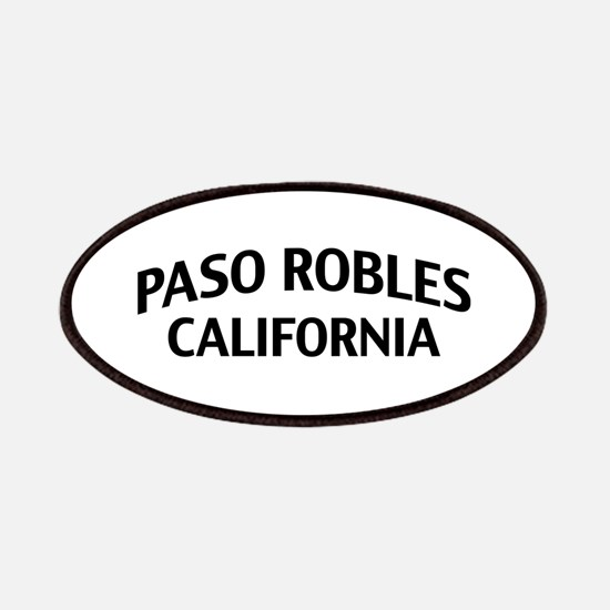 Paso Robles California Patches