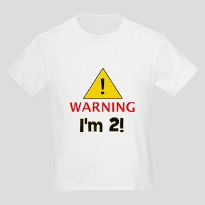 Happy 2nd Birthday Kids T Shirts