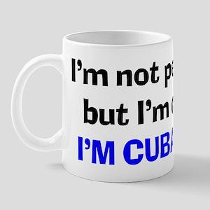 I'm Cuban! Mug