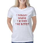 Hiding Bodies Women's Classic T-Shirt