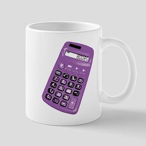 Boobs Calculator Mug