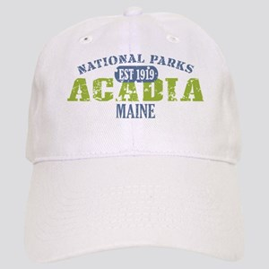 Acadia National Park Maine Cap