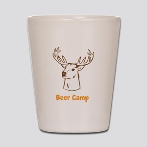 Beer Camp Shot Glass