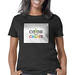 Color My Credit Women's Classic T-Shirt