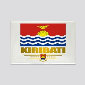 """kiribati Flag"" Rectangle Magnet"