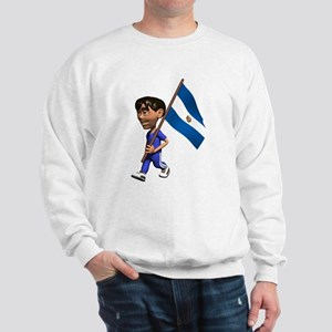 3D El Salvador Sweatshirt