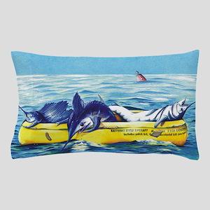 Hatteras Liferaft Pillow Case