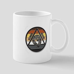Sober Bears Tribal Mug