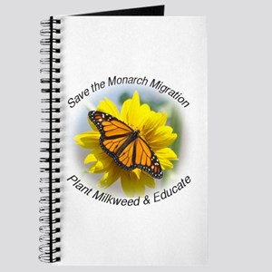 Save the Monarch Journal