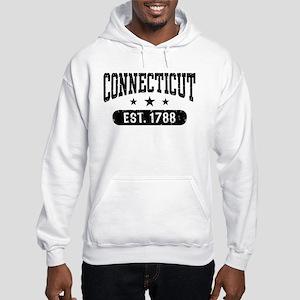 Connecticut Est. 1788 Hooded Sweatshirt