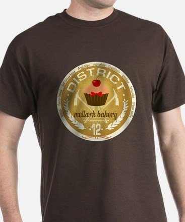 Antique Mellark Bakery Seal T-Shirt