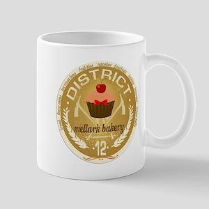 Antique Mellark Bakery Seal Mug
