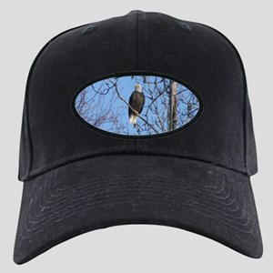Bald Eagle #02 Black Cap