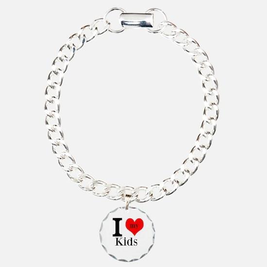 I Love my Kids Bracelet