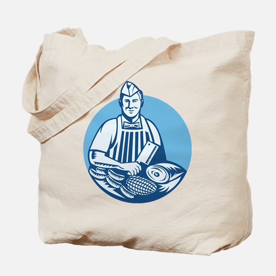 Butcher Tote Bag