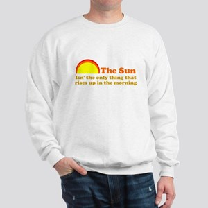 The Sun Rises Up In AM Sweatshirt