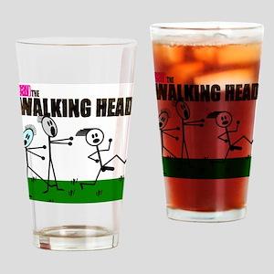 The Walking Head - Drinking Glass