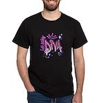MilkMommy Let Down Diva Black T-Shirt