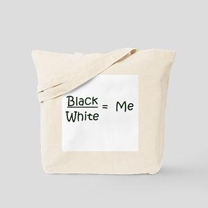 Biracial Pride Tote Bag