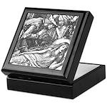 Crane's Sleeping Beauty Keepsake Box