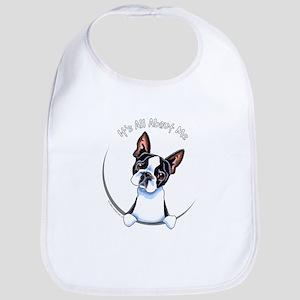 Boston Terrier IAAM Full Bib