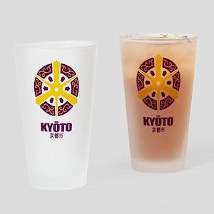 """Kyoto"" Drinking Glass"
