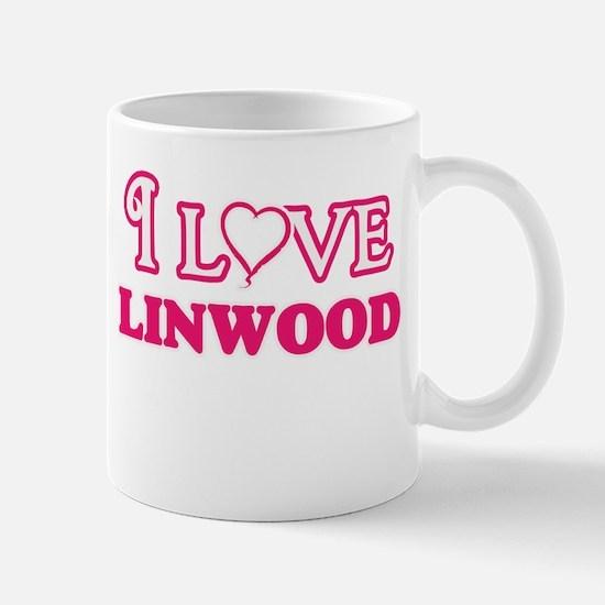 I Love Linwood Mugs