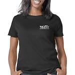 KEEN Logo horizontal white Women's Classic T-Shirt