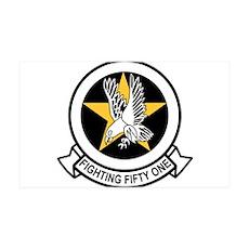 VF-51 Screaming Eagles 38.5 x 24.5 Wall Peel