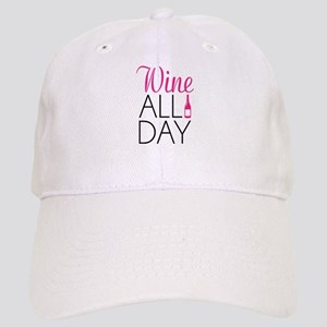 Wine All Day Cap