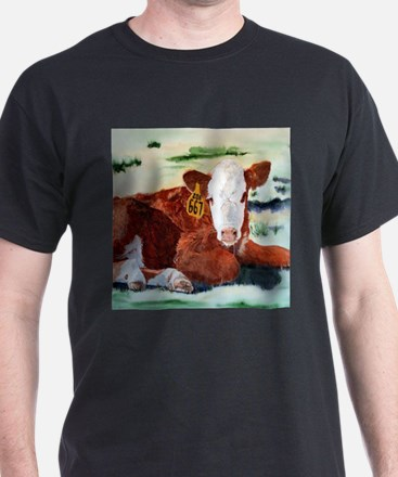 Hereford Calf T-Shirt