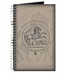 Celtic Horse Coin Journal